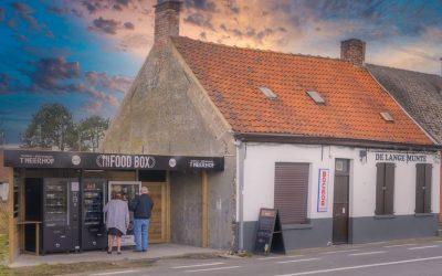 Café de Lange Munte Food Box